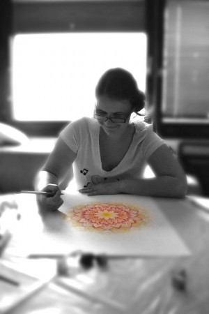 mandala artist